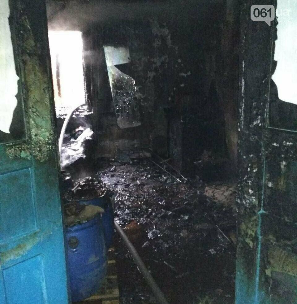 На частном предприятии в Дмитровке произошел пожар , фото-1