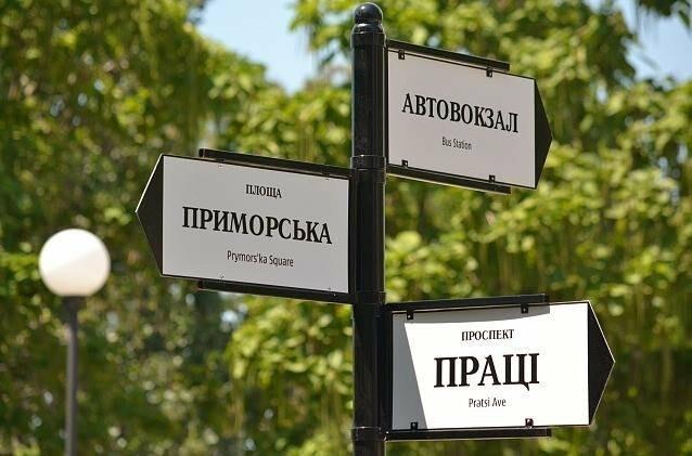 Уличные таблички от Pavlov.ua
