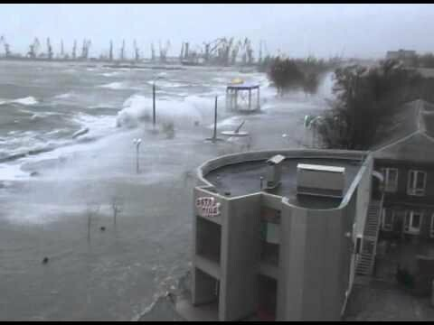 Бердянский шторм-2007, Фото из соцсеетй