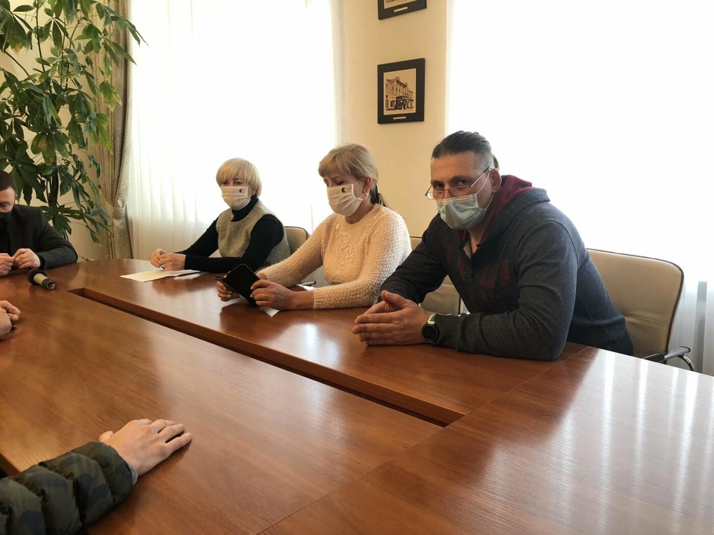 Предприниматели Бердянска против карантина выходного дня, фото-1