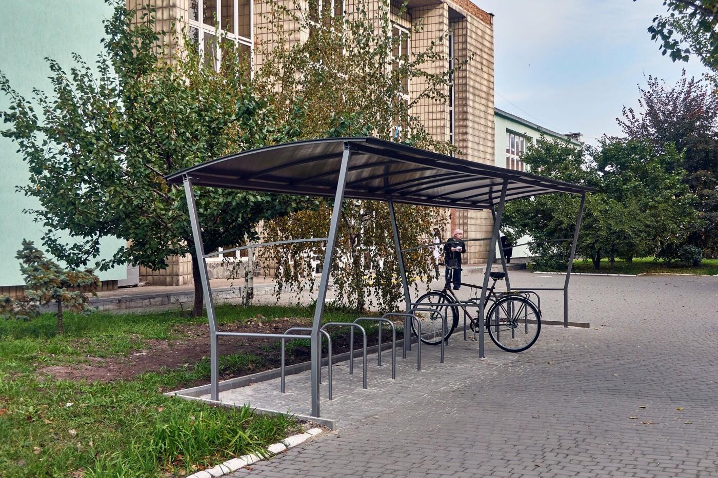 Работы по развитию велоинфраструктуры в Бердянске продолжаются, фото-2