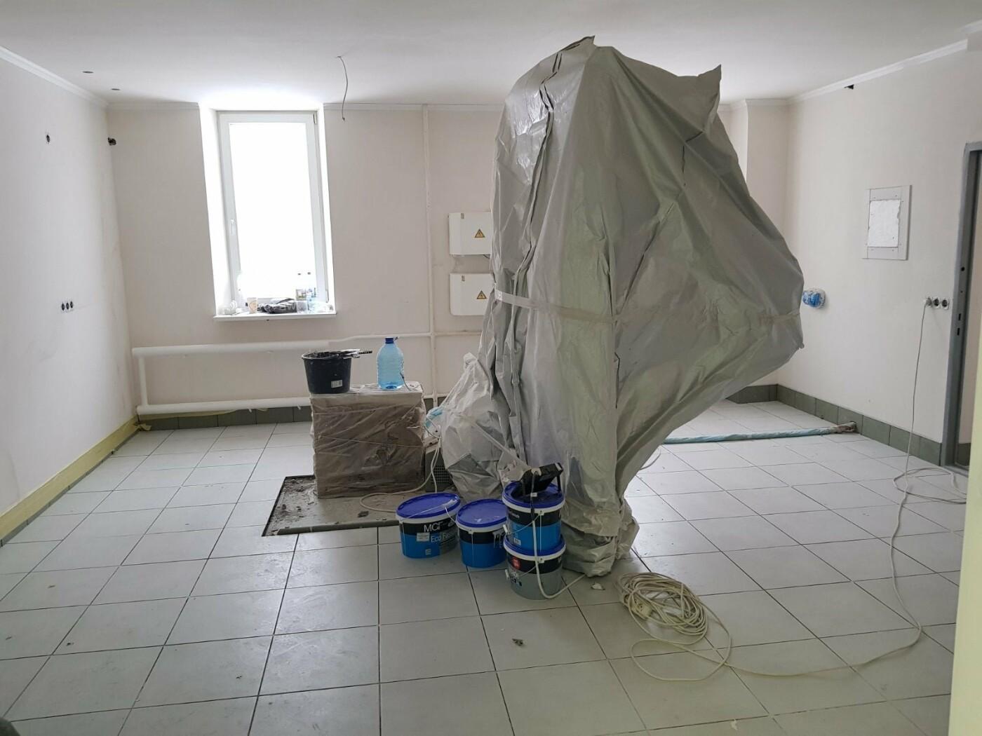 Вход в хирургический корпус горбольницы временно перенесен (ФОТО), фото-5