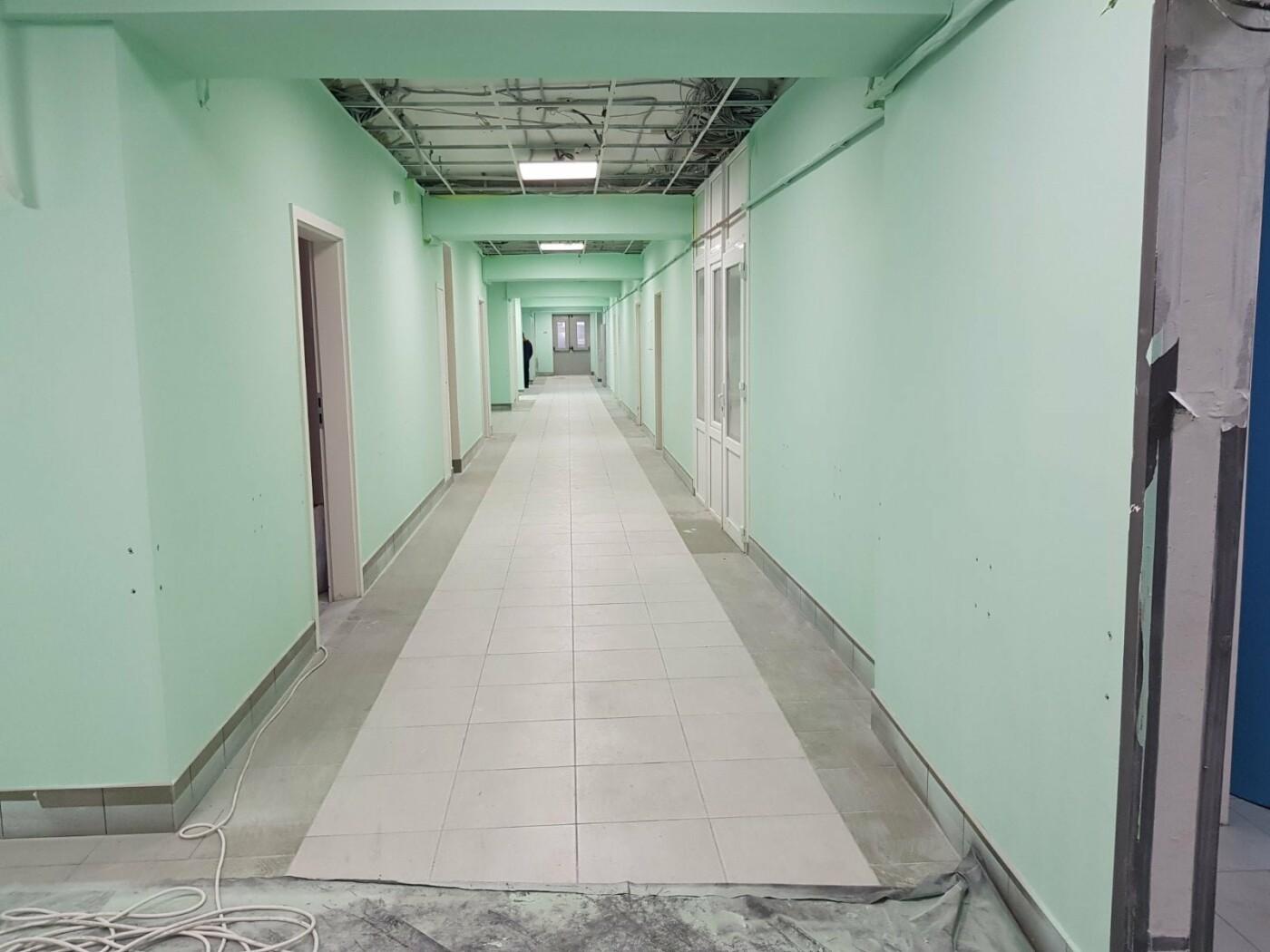 Вход в хирургический корпус горбольницы временно перенесен (ФОТО), фото-1