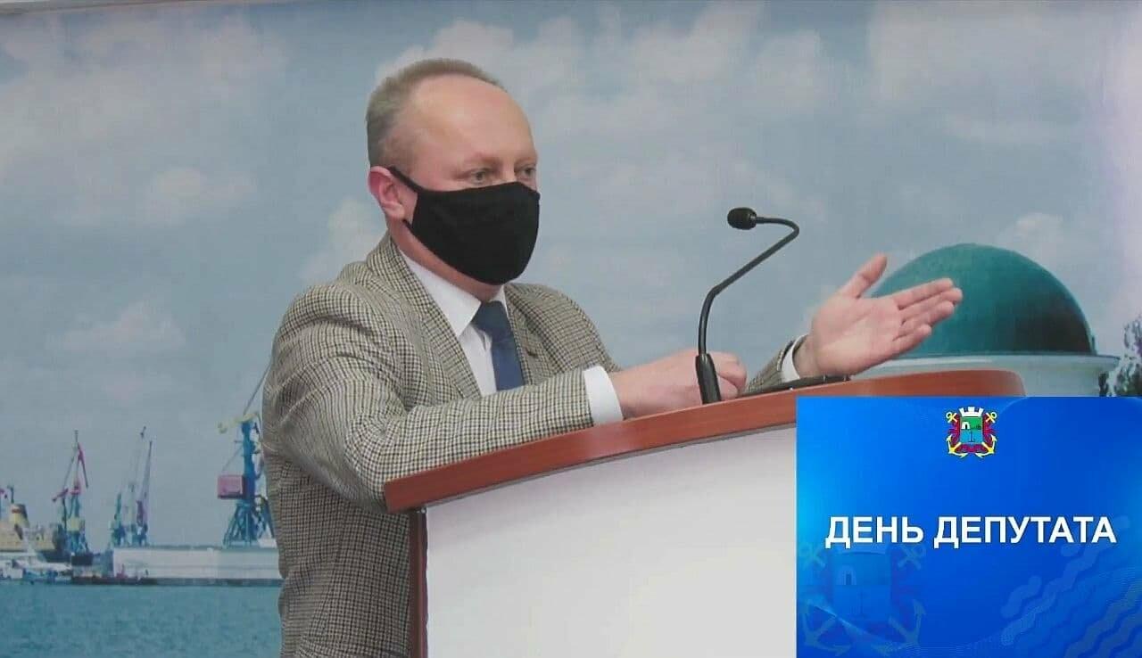Команда менеджеров мэра Бердянска укомплектована, фото-1