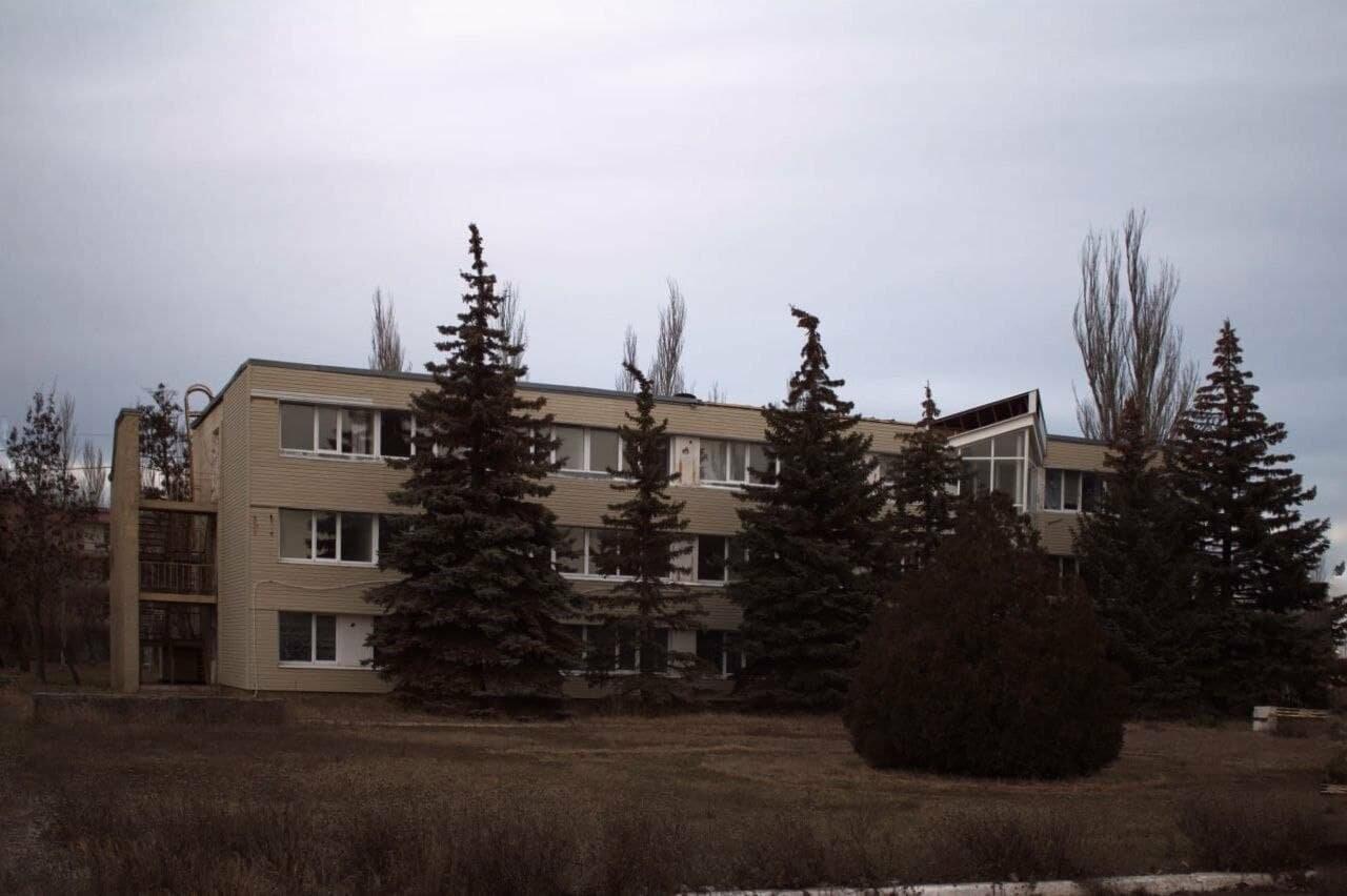 Зона отчуждения «Курорт»: в Бердянске распродаются санаторные корпуса (ФОТО), фото-3