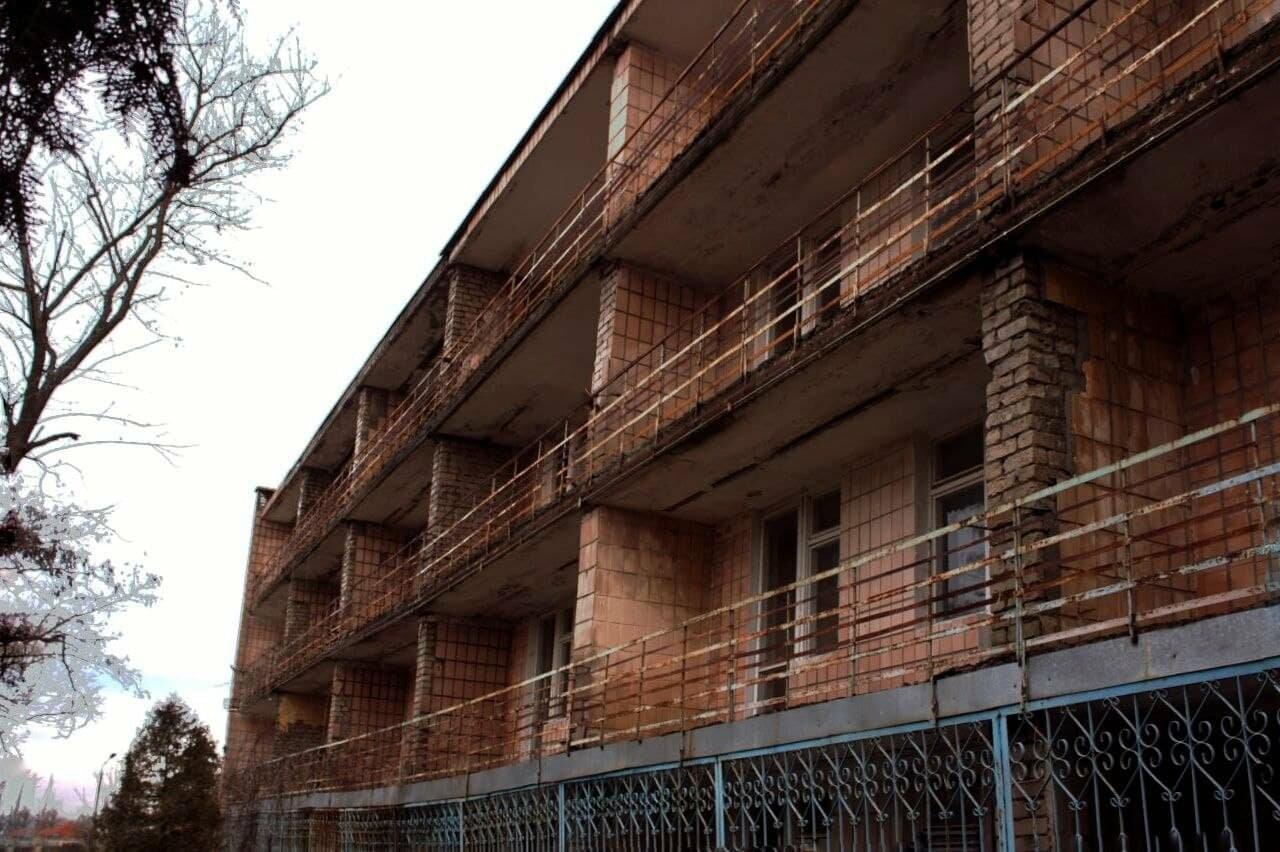 Зона отчуждения «Курорт»: в Бердянске распродаются санаторные корпуса (ФОТО), фото-6