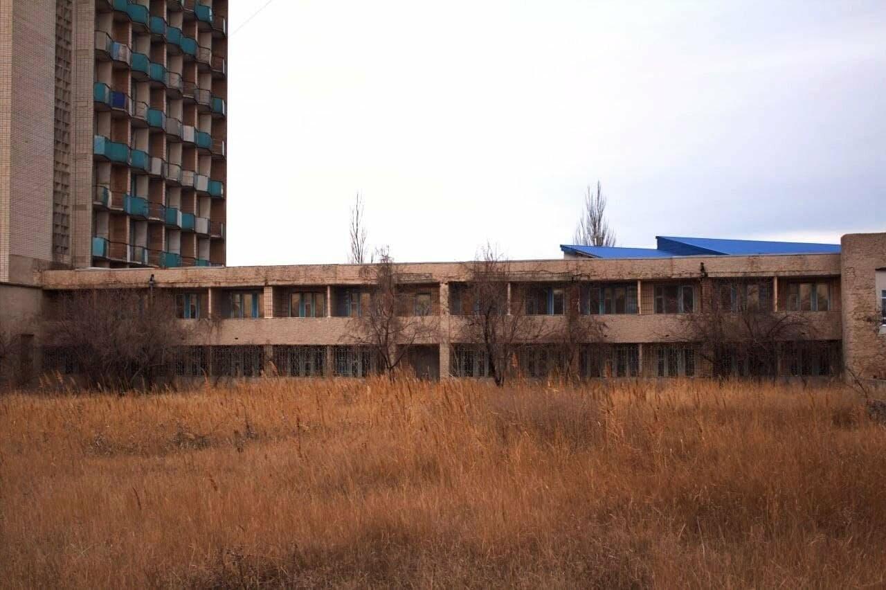 Зона отчуждения «Курорт»: в Бердянске распродаются санаторные корпуса (ФОТО), фото-7