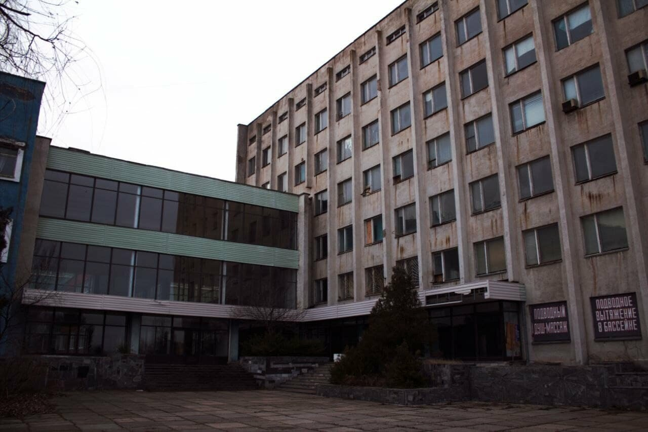 Зона отчуждения «Курорт»: в Бердянске распродаются санаторные корпуса (ФОТО), фото-12