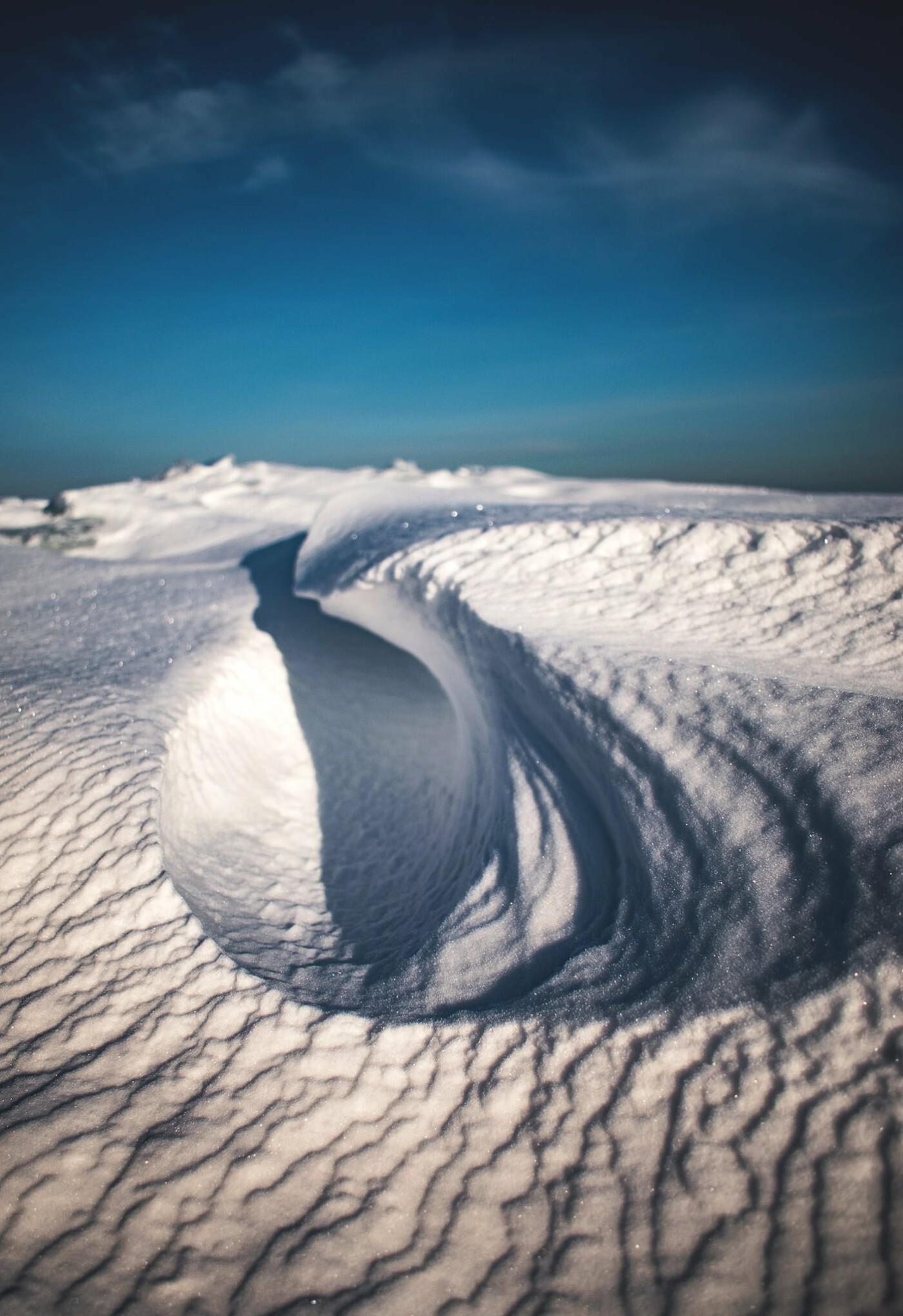 Арктические пейзажи на Бердянской косе (ФОТО, ВИДЕО), фото-1
