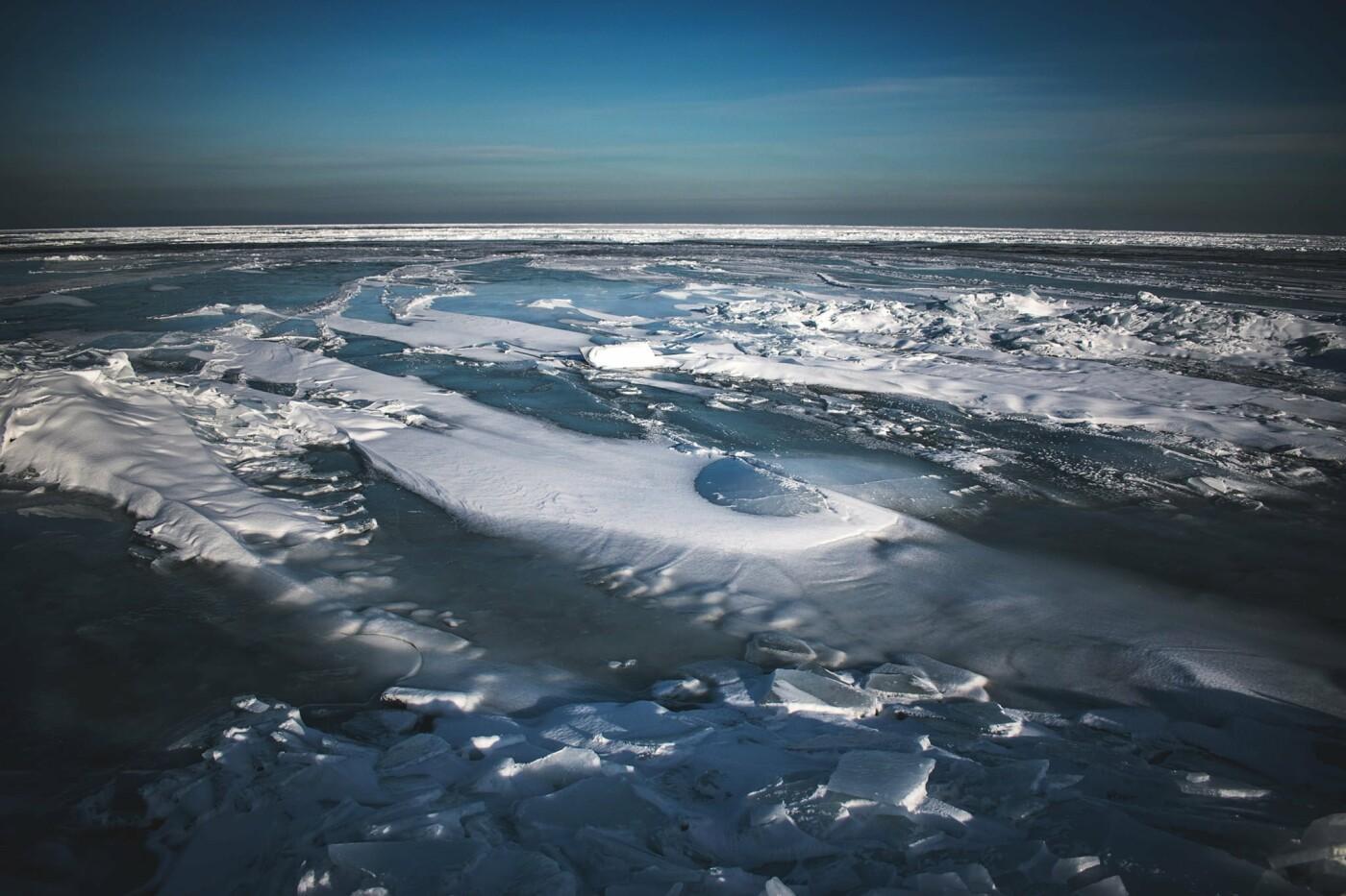Арктические пейзажи на Бердянской косе (ФОТО, ВИДЕО), фото-2