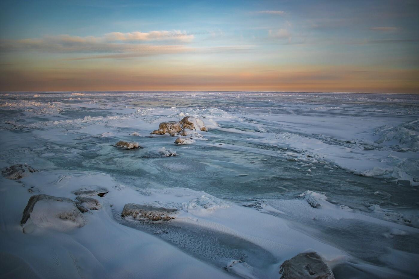 Арктические пейзажи на Бердянской косе (ФОТО, ВИДЕО), фото-3