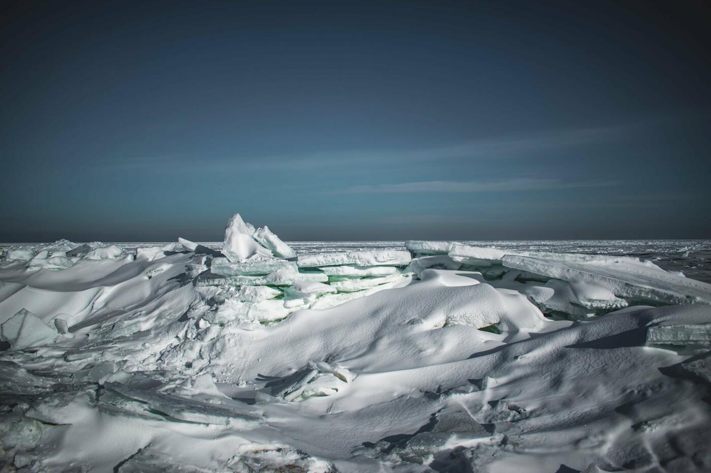 Арктические пейзажи на Бердянской косе (ФОТО, ВИДЕО), фото-7
