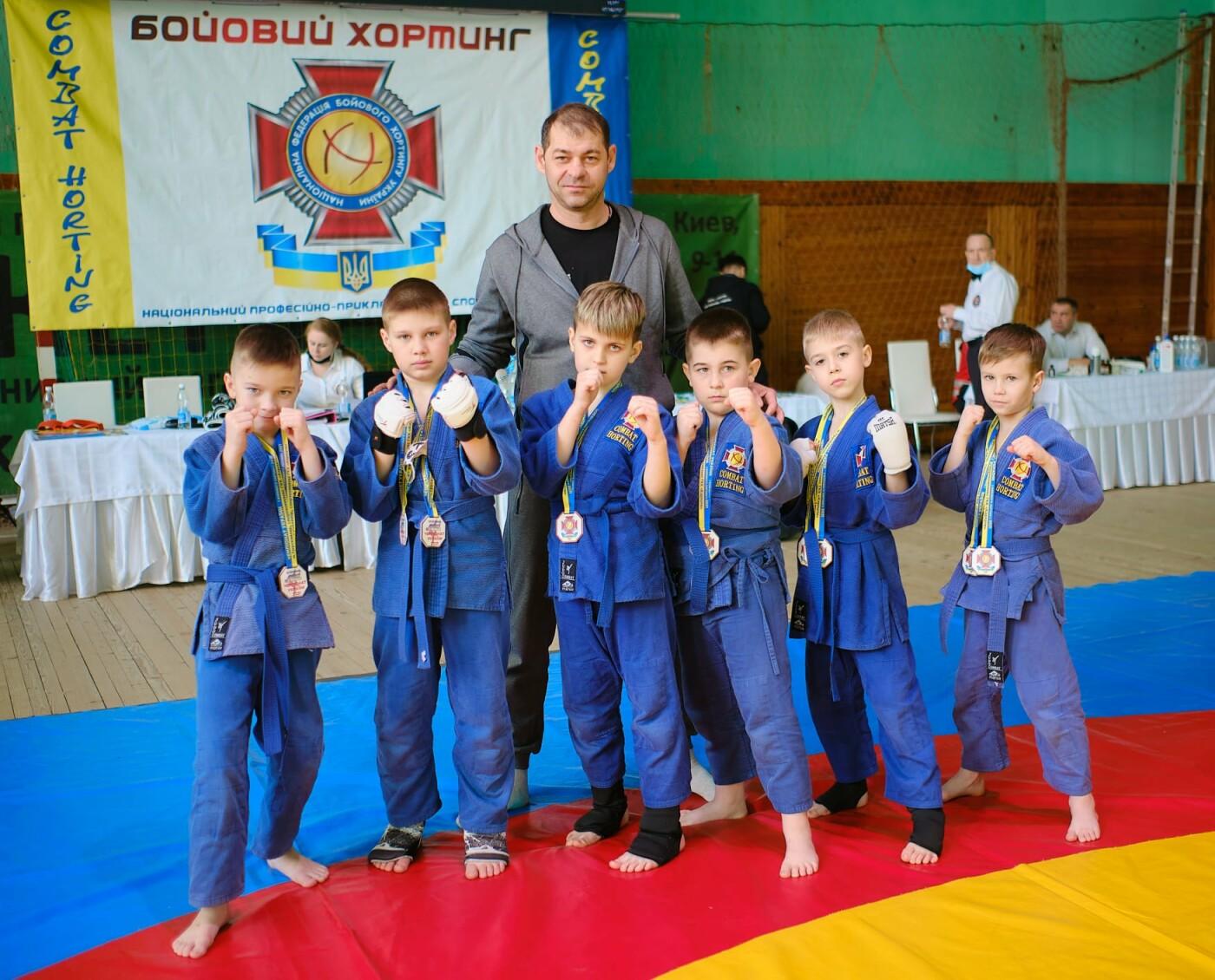 Бердянские спортсмены привезли 36 медалей с Чемпионата Украины по боевому хортингу (ФОТО), фото-1