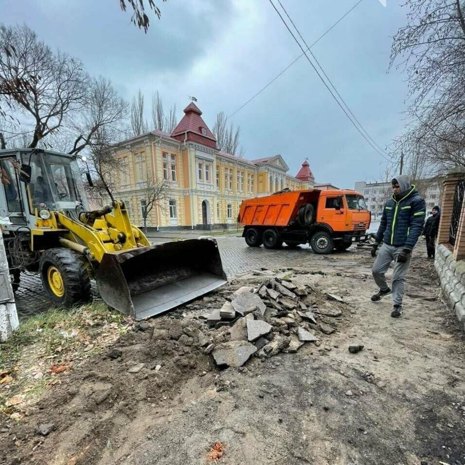 """Компания «Pavlov.ua»: тротуарная плитка """"под ключ"""" (ФОТО), фото-5"""