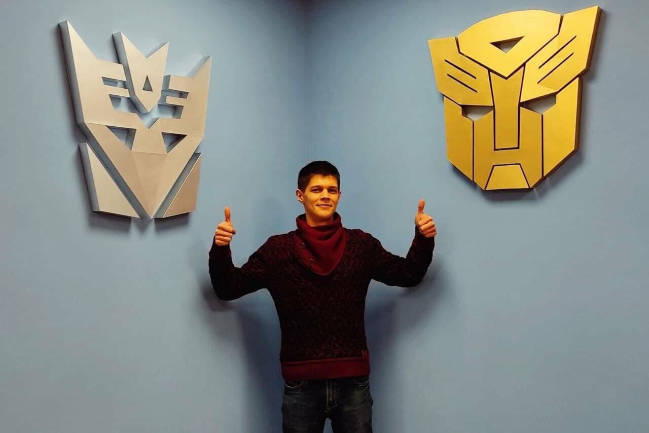 Дизайнер полигональных фигур Александр Пак: «Papercraft – это возможность показывать 3D-мир в реальности», фото-11