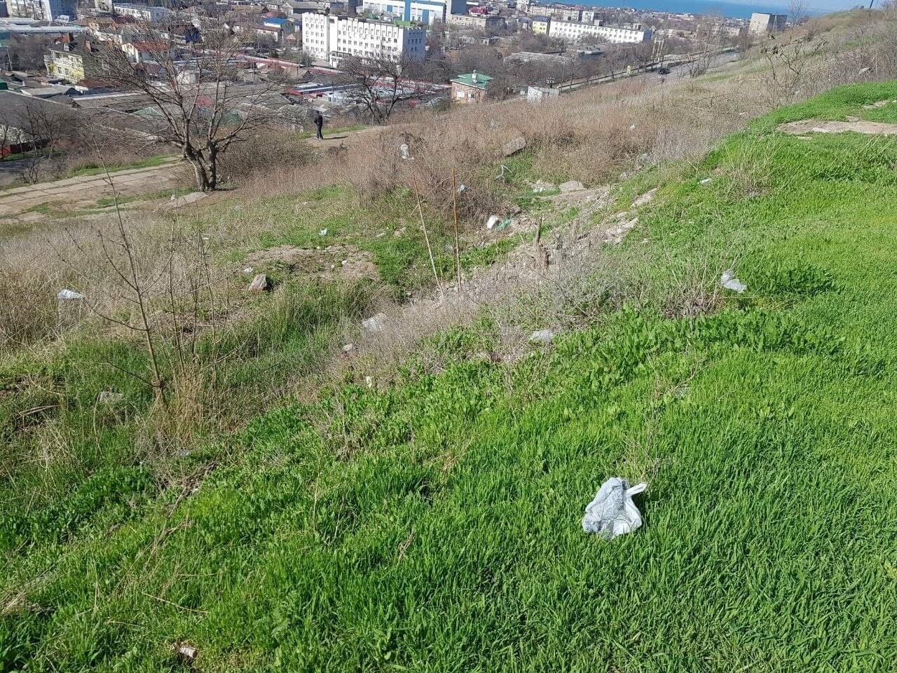 Другой Бердянск: «Здравствуй, мусор!» (ФОТО), фото-11
