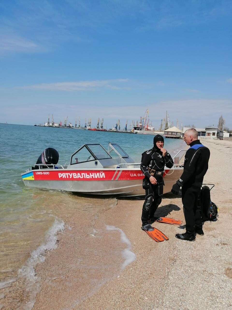 Водолазы исследуют дно Бердянского залива (ФОТО), фото-4