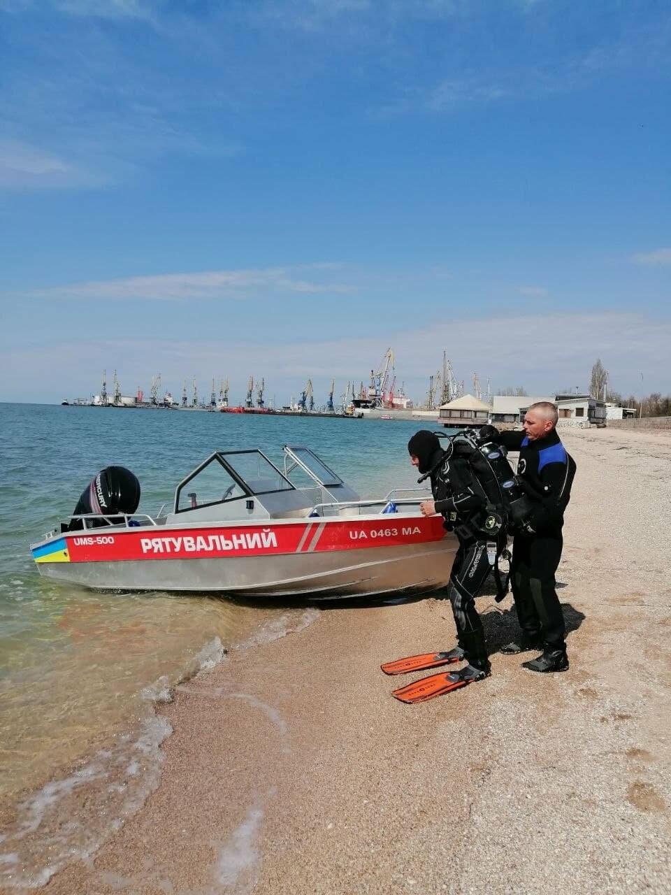 Водолазы исследуют дно Бердянского залива (ФОТО), фото-5