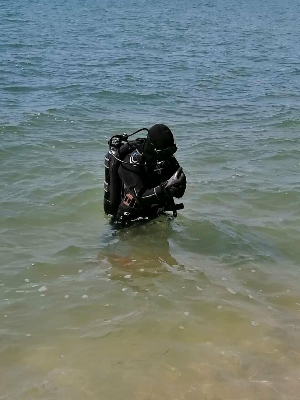 Водолазы исследуют дно Бердянского залива (ФОТО), фото-8