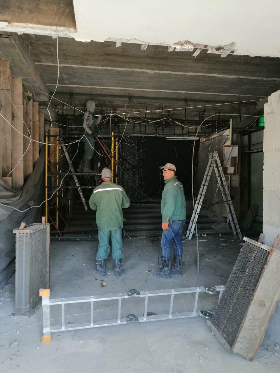 В здании Центрального универмага Бердянска откроется супермаркет «Зеркальный», фото-4