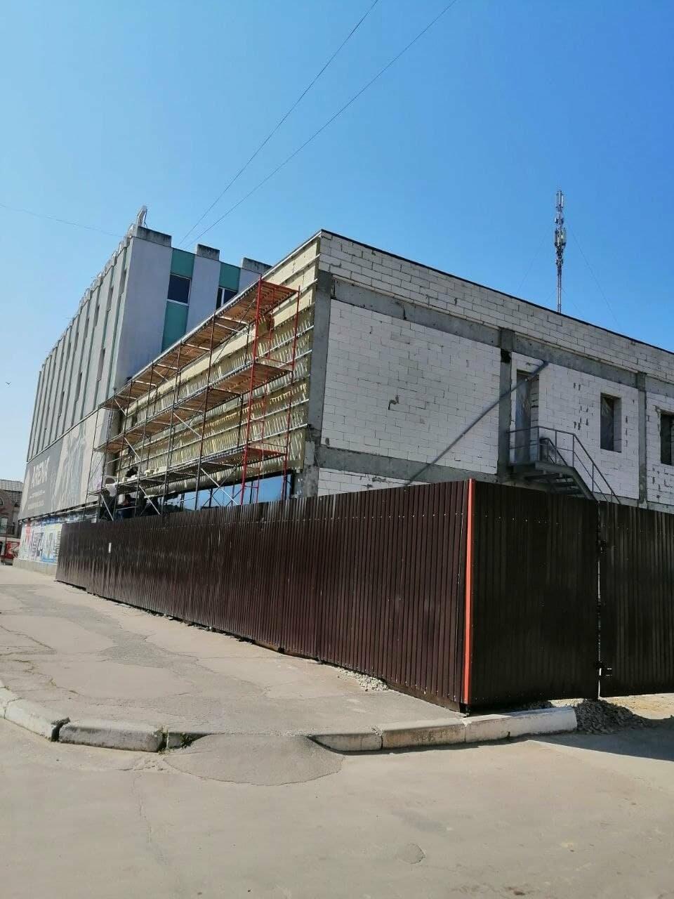 В здании Центрального универмага Бердянска откроется супермаркет «Зеркальный», фото-6