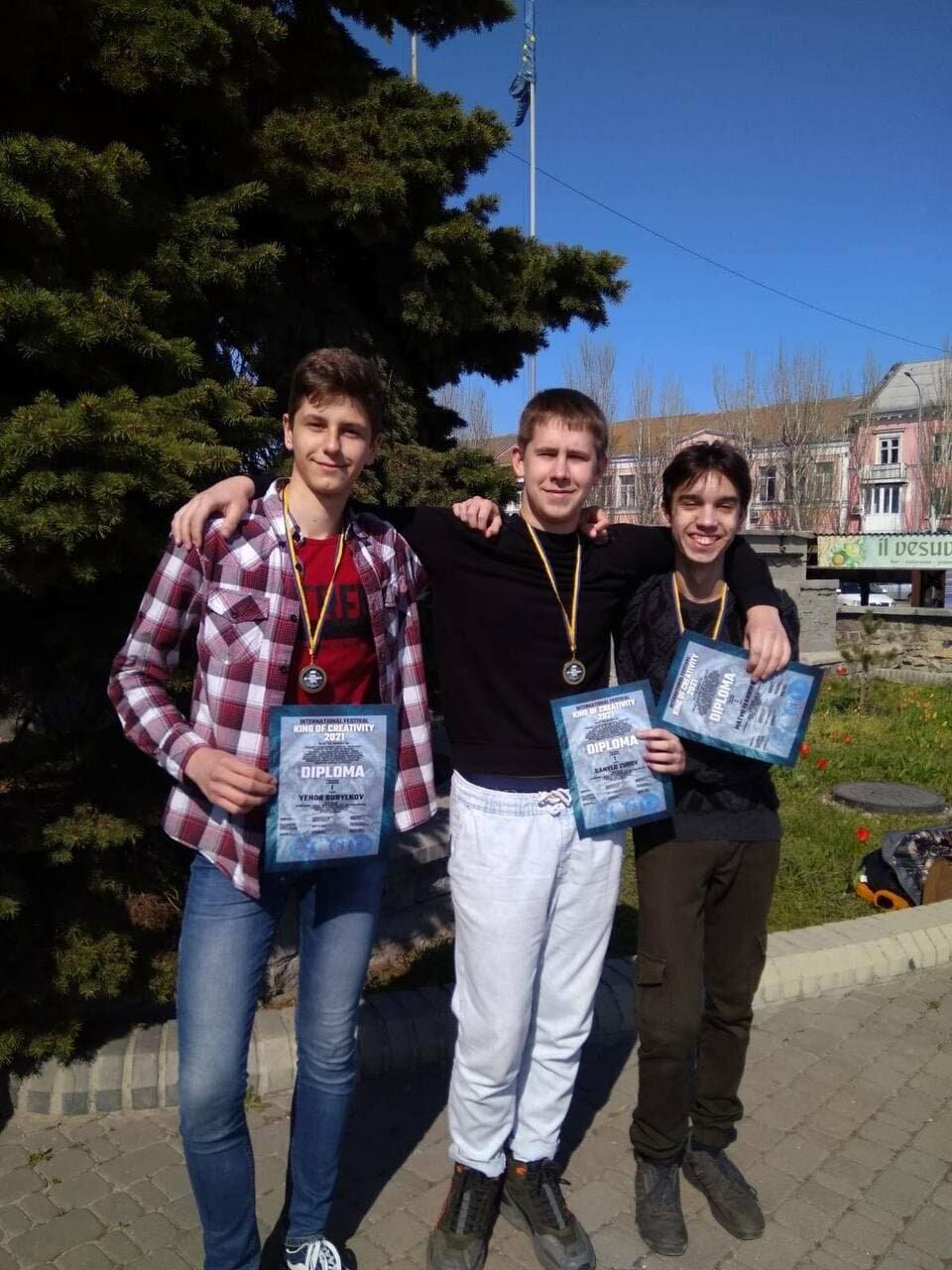 «Дети Надежды» из Бердянска победили в дистанционном фестивале-конкурсе, фото-2
