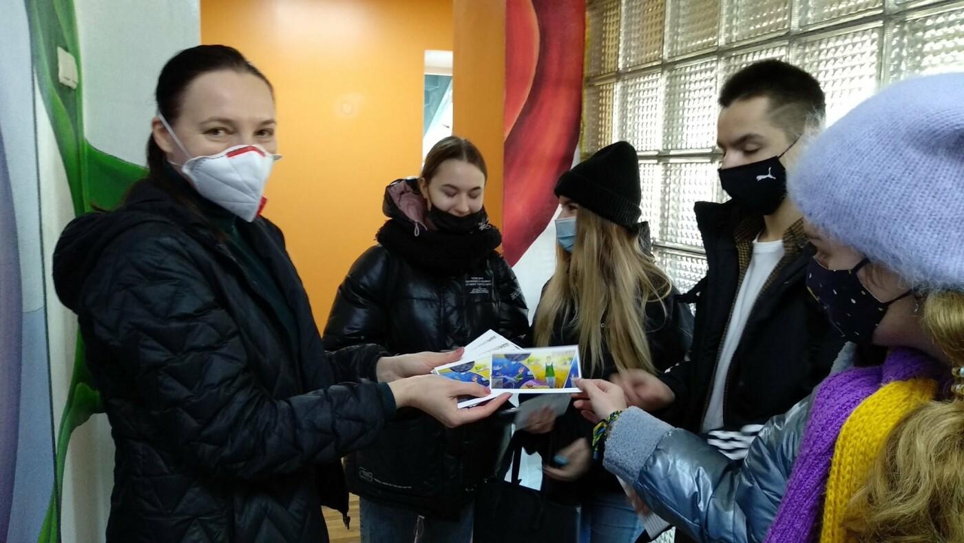 Бердянская активистка Алла Мельничук: «Всё новое и креативное стараюсь привнести  в работу антикафе», фото-6