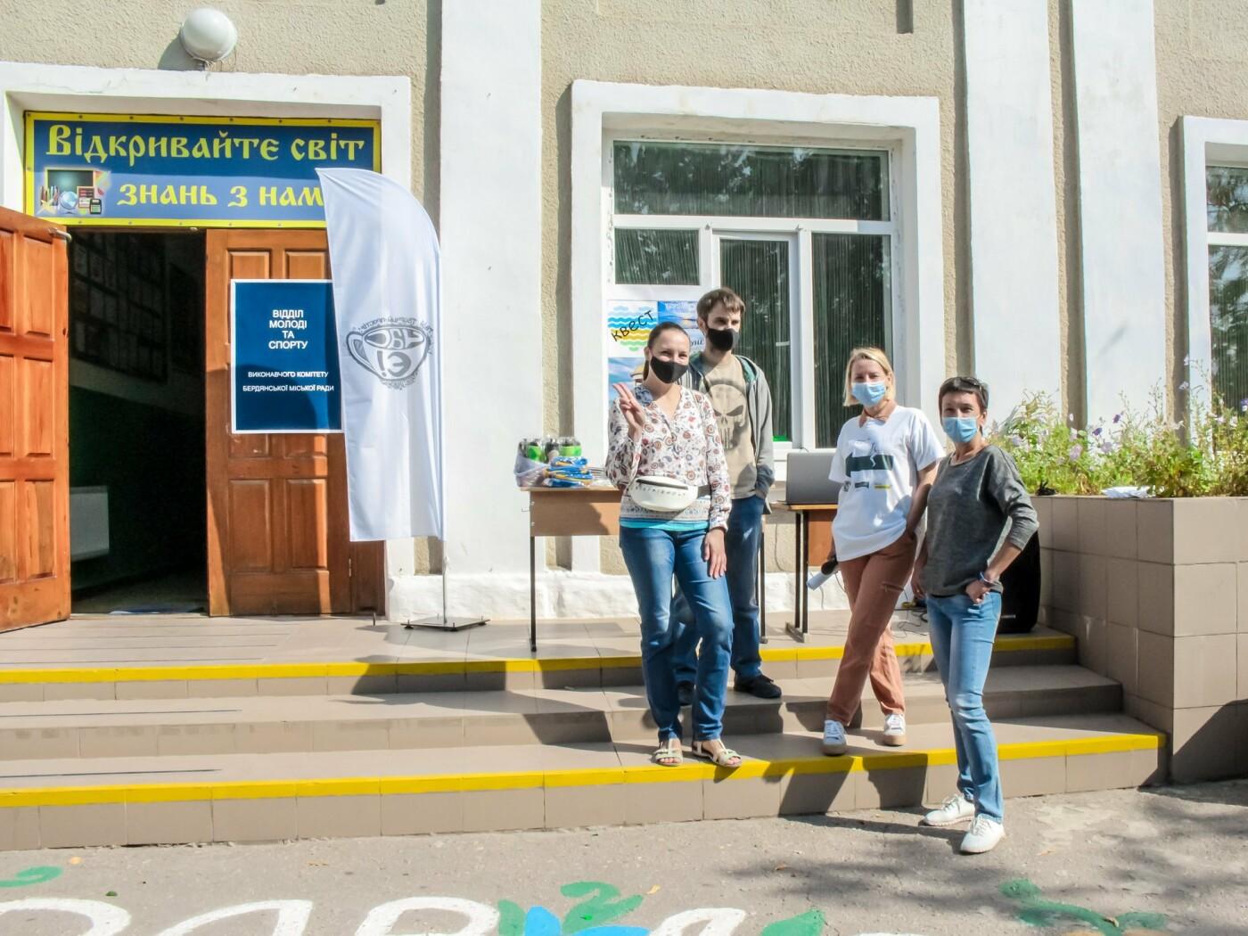 Бердянская активистка Алла Мельничук: «Всё новое и креативное стараюсь привнести  в работу антикафе», фото-10
