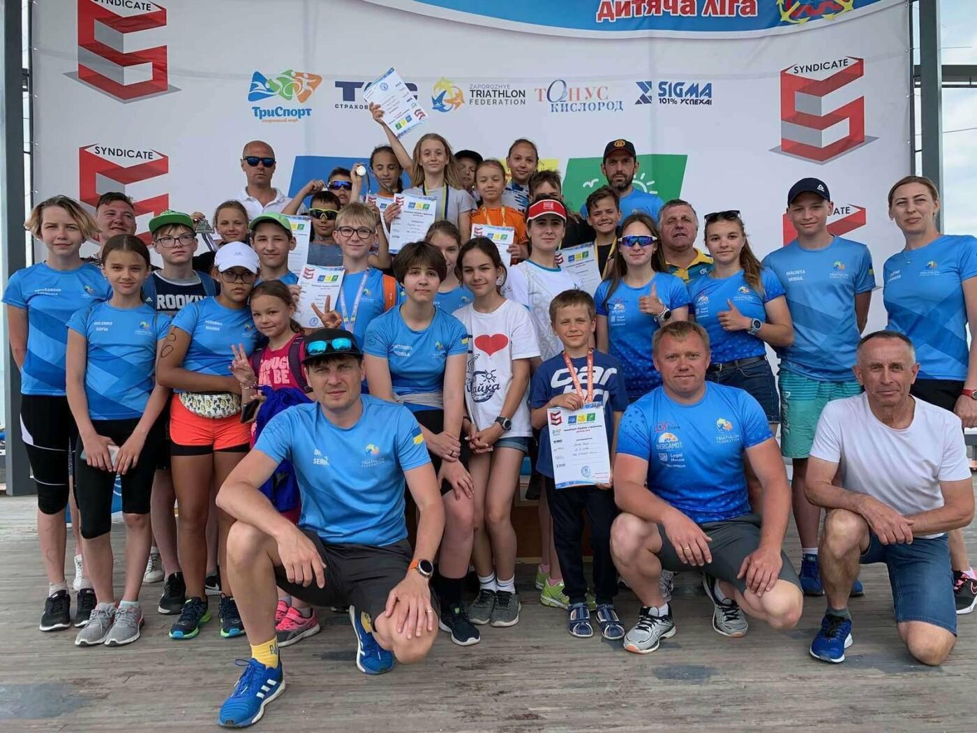 В Бердянске подвели итоги третьего этапа Чемпионата Украины по триатлону (ФОТО), фото-1