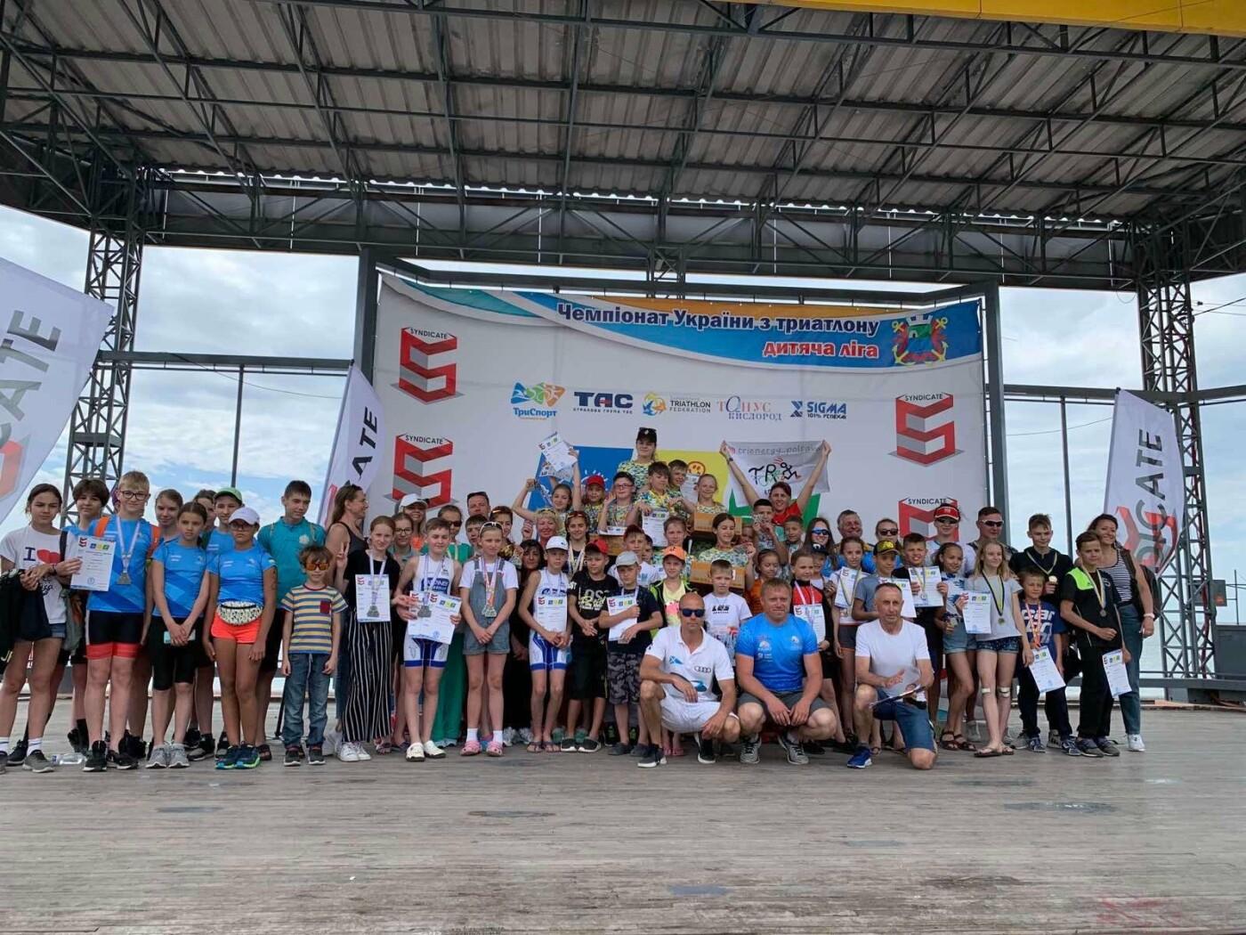 В Бердянске подвели итоги третьего этапа Чемпионата Украины по триатлону (ФОТО), фото-4