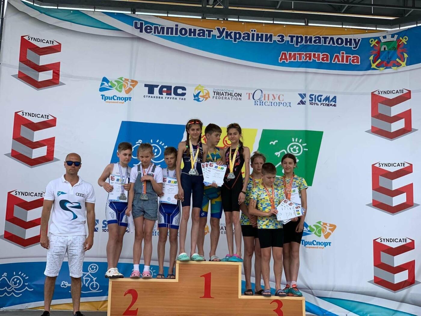 В Бердянске подвели итоги третьего этапа Чемпионата Украины по триатлону (ФОТО), фото-2
