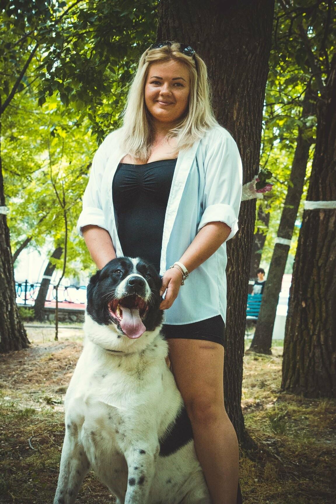 В Бердянске прошла выставка всепородных собак (ФОТО), фото-10