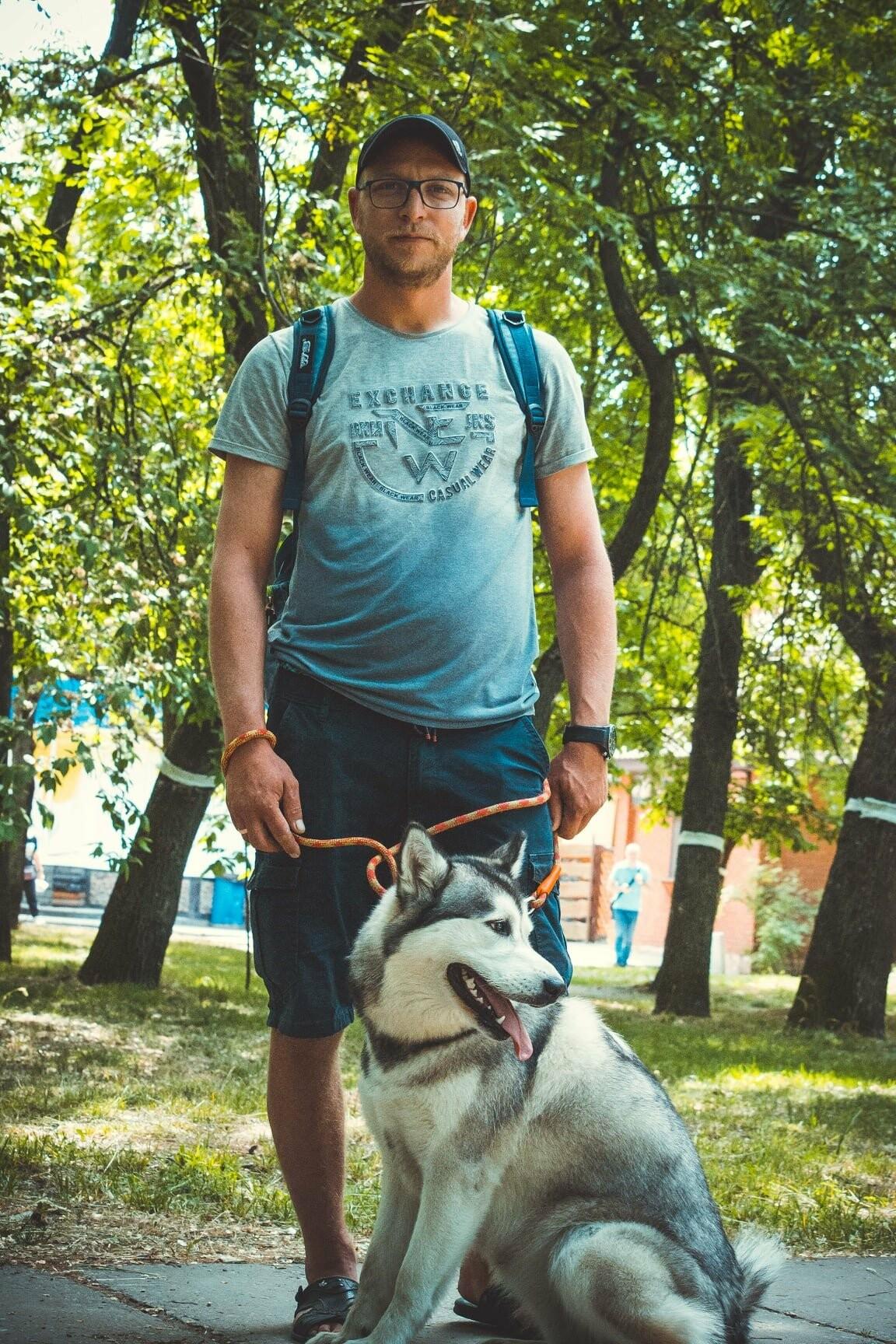 В Бердянске прошла выставка всепородных собак (ФОТО), фото-5