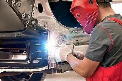 Кузовной ремонт деталей из алюминия: время, инструмент для рихтовки, чем лучше СТО, фото-3