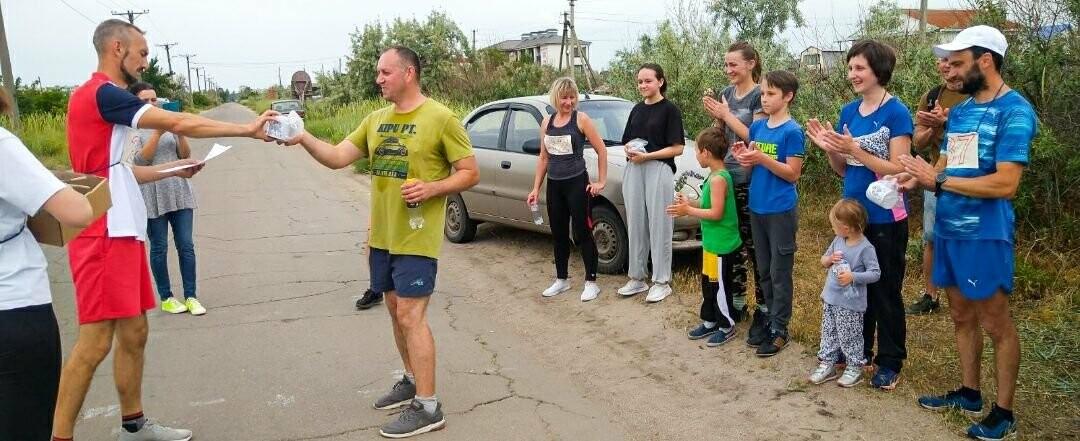В Бердянске дачники отметили 23-летие кооператива забегом к морю (ФОТО), фото-4