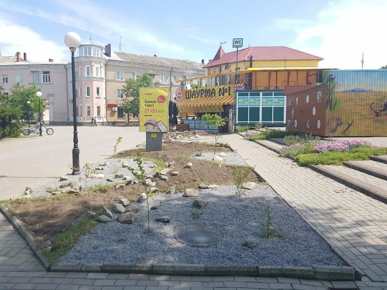 Бердянск сегодня: что изменилось на Приморской площади (ФОТО), фото-7