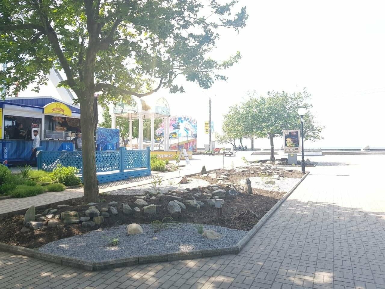 Бердянск сегодня: что изменилось на Приморской площади (ФОТО), фото-9