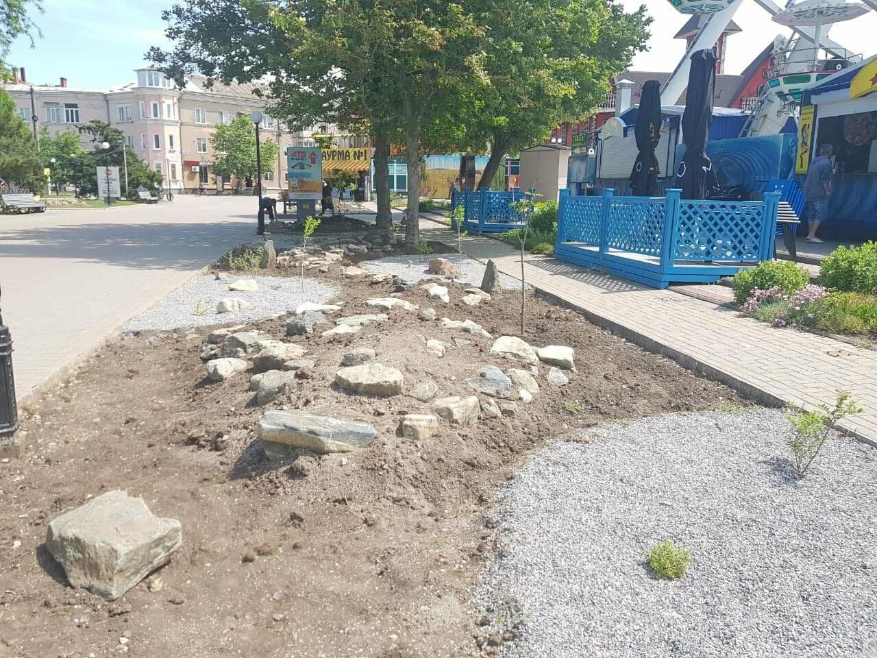 Бердянск сегодня: что изменилось на Приморской площади (ФОТО), фото-10