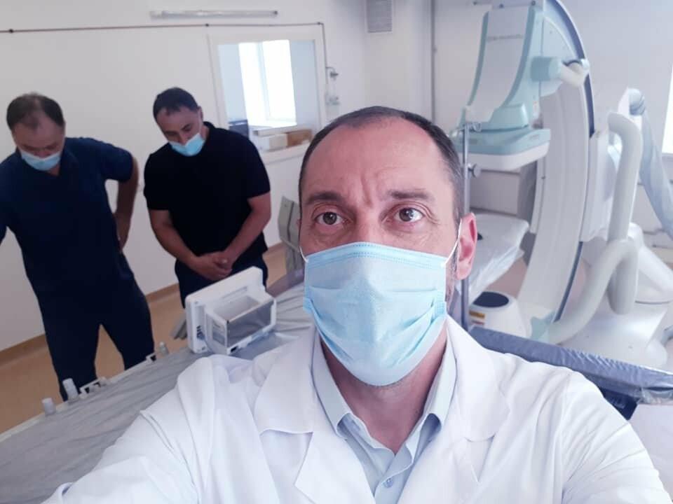 В бердянской больнице скоро заработает современный ангиограф, фото-3