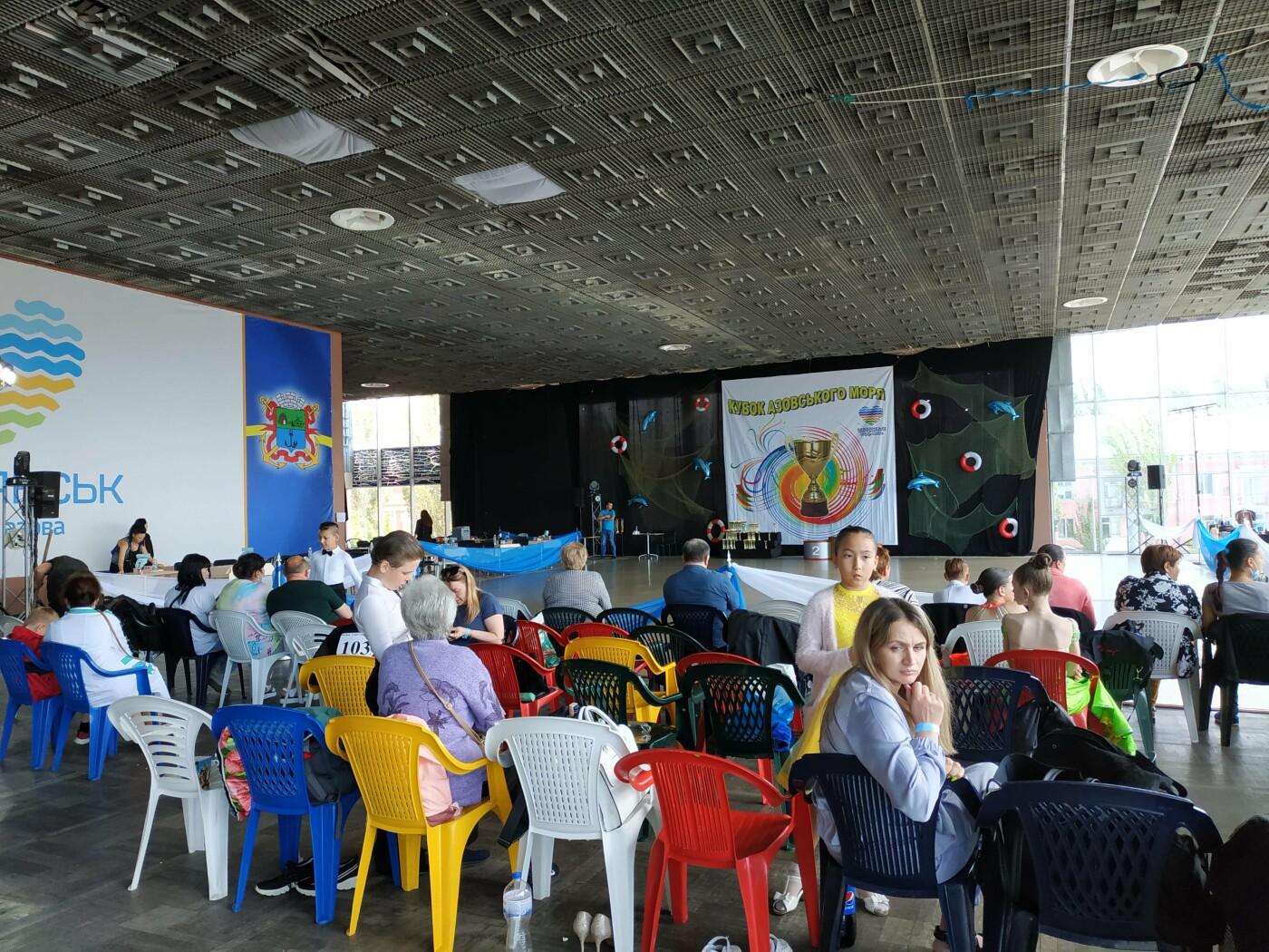 В Бердянске прошли Всеукраинские соревнования бальников «Кубок Азовского моря» (ФОТО), фото-8