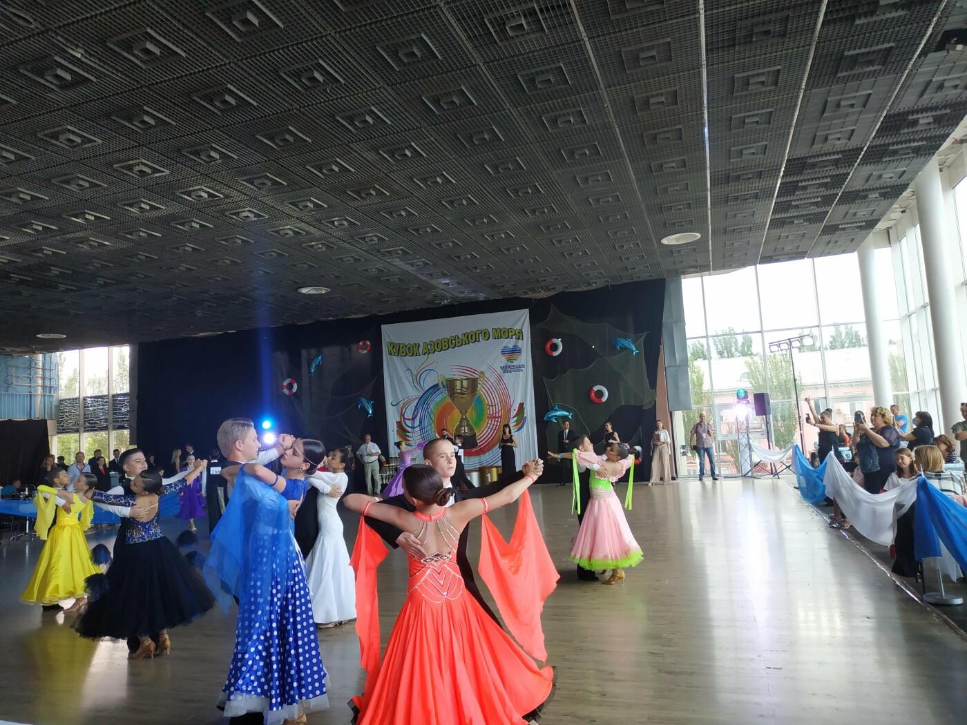 В Бердянске прошли Всеукраинские соревнования бальников «Кубок Азовского моря» (ФОТО), фото-2