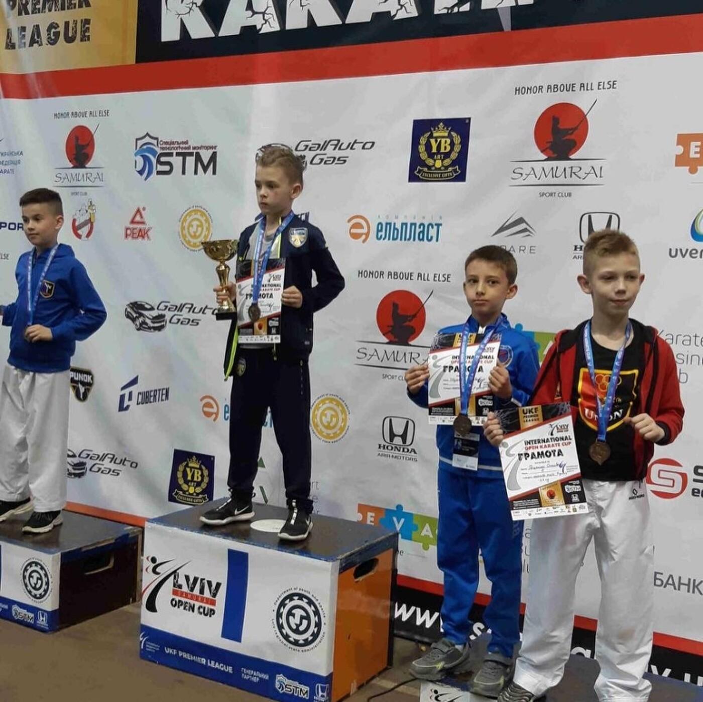 Бердянские каратисты привезли победы с Международных соревнований, фото-3