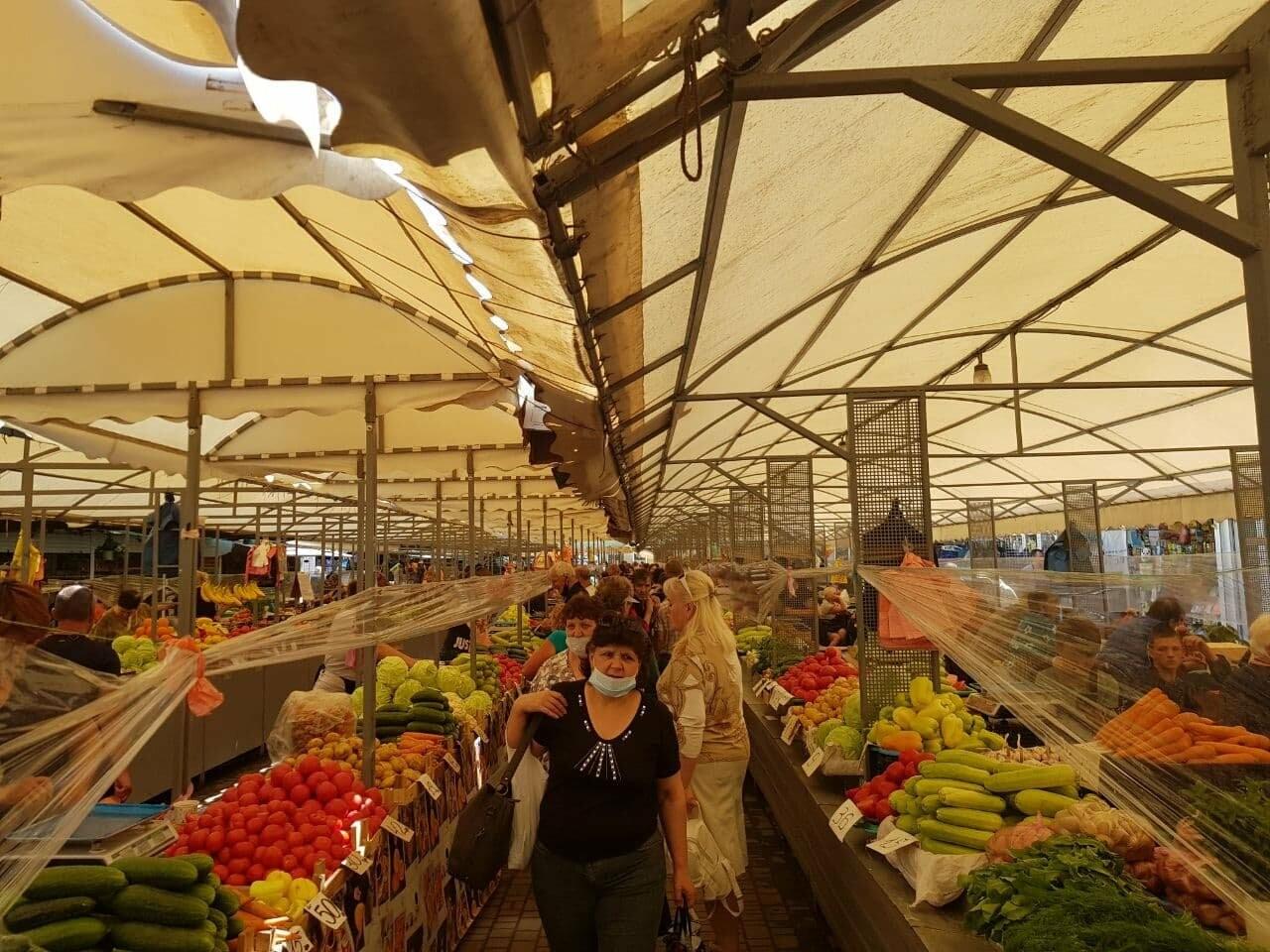 Рыночный день: по чём в Бердянске сезонные овощи, фрукты и ягоды (ЦЕНЫ), фото-1