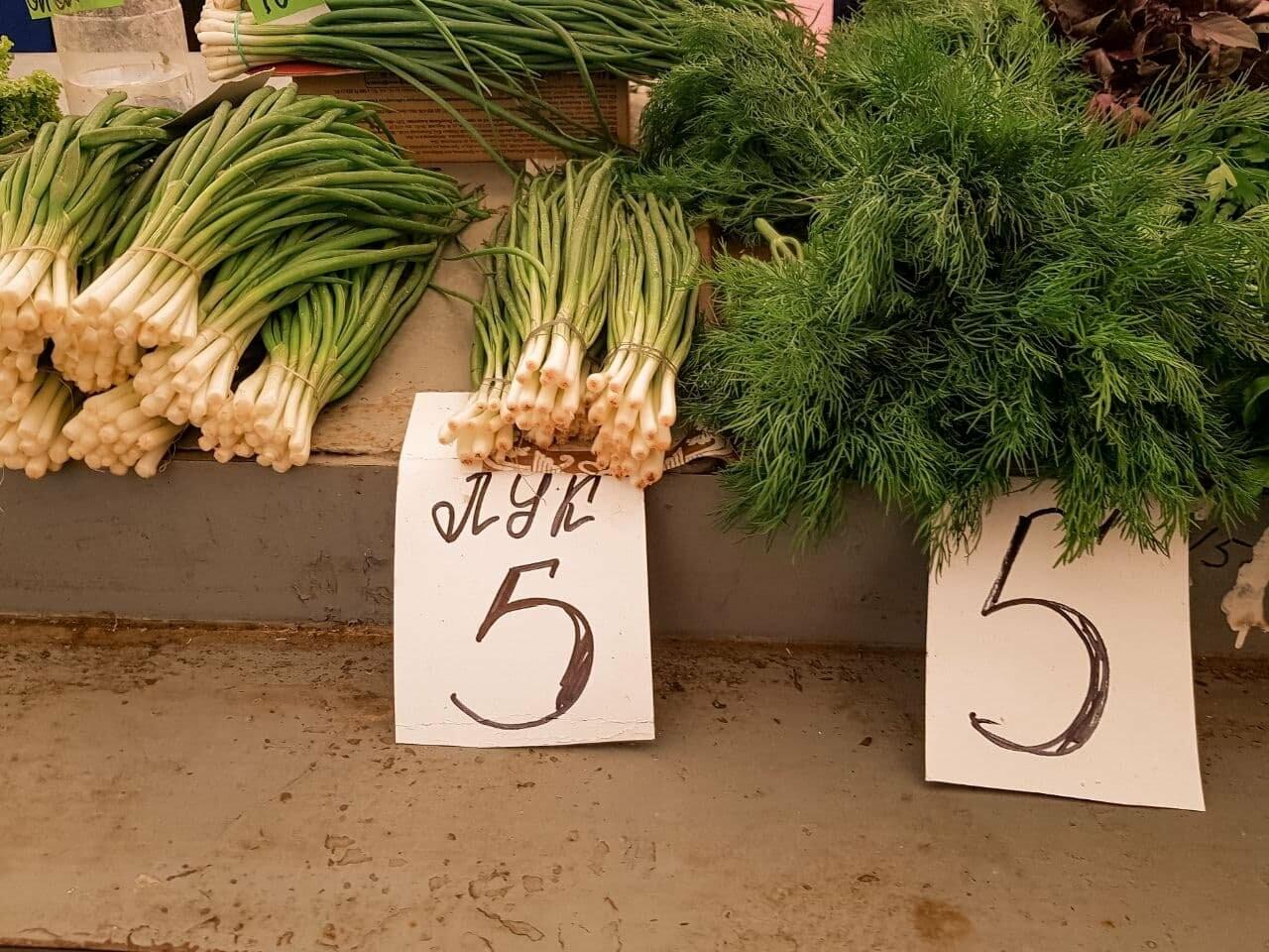 Рыночный день: по чём в Бердянске сезонные овощи, фрукты и ягоды (ЦЕНЫ), фото-9