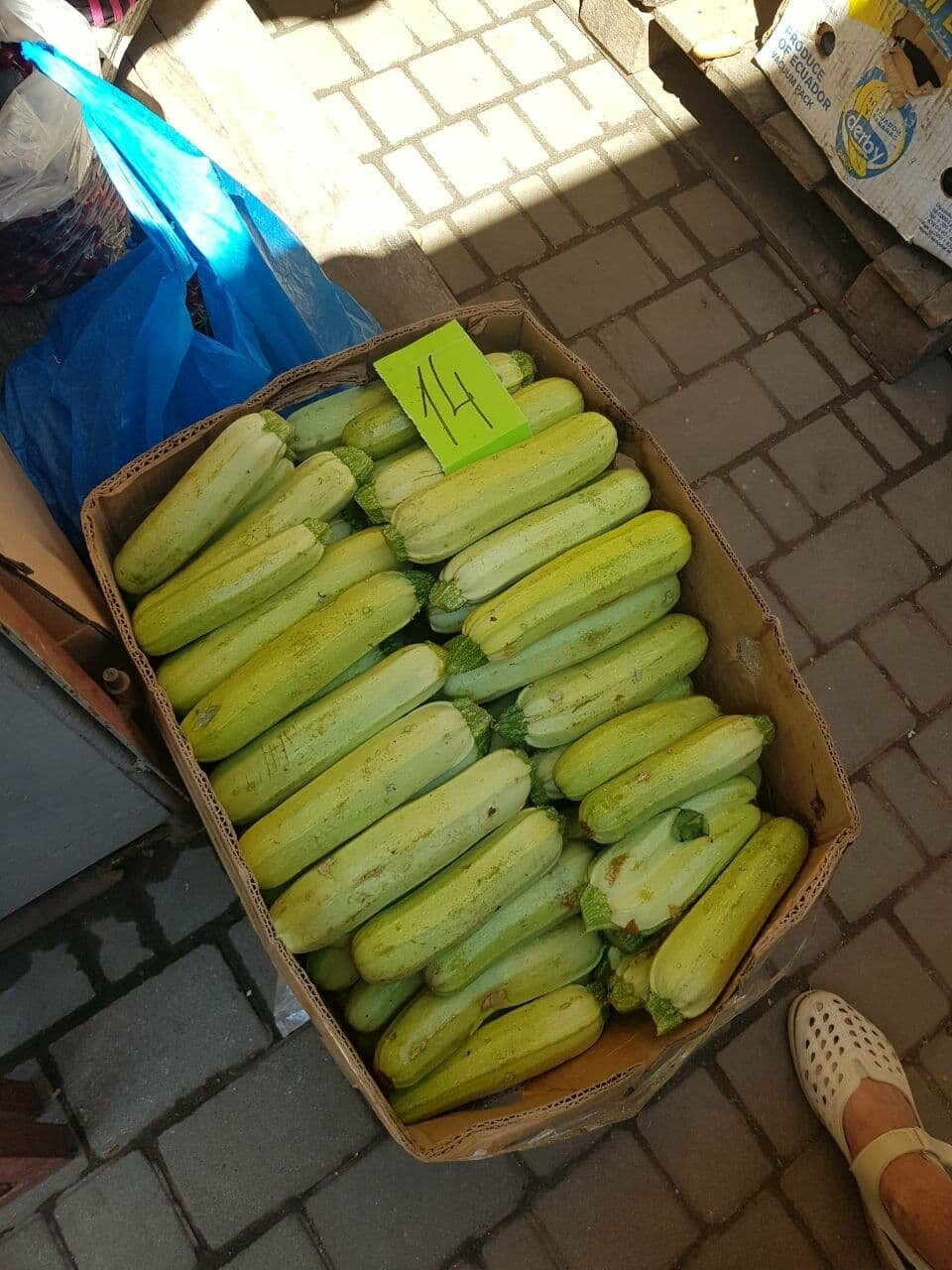 Рыночный день: по чём в Бердянске сезонные овощи, фрукты и ягоды (ЦЕНЫ), фото-10