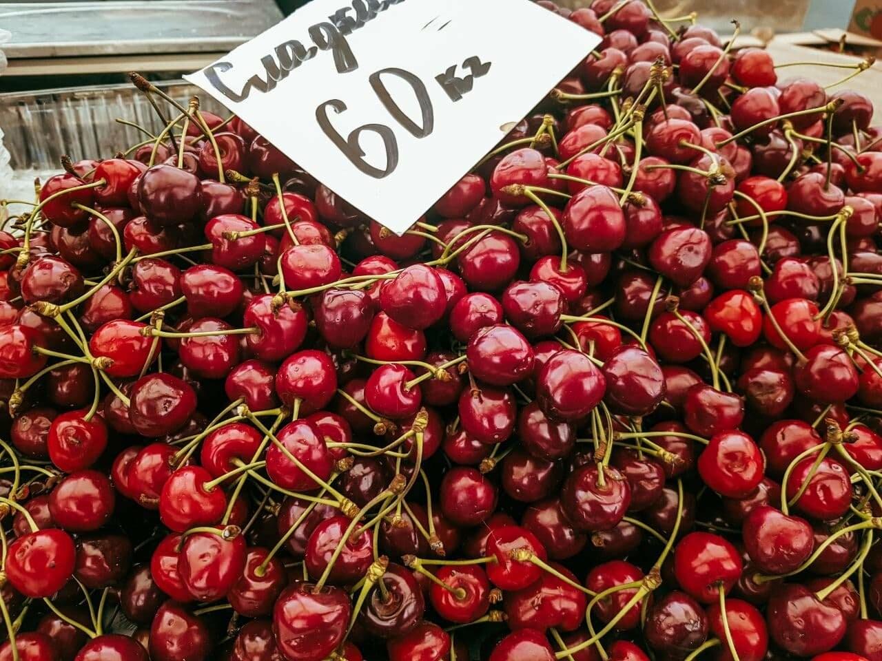 Рыночный день: по чём в Бердянске сезонные овощи, фрукты и ягоды (ЦЕНЫ), фото-2