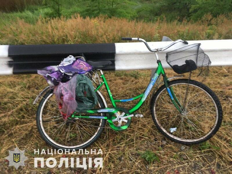 ДТП в с. Софиевка: грузовик сбил велосипедиста , фото-2
