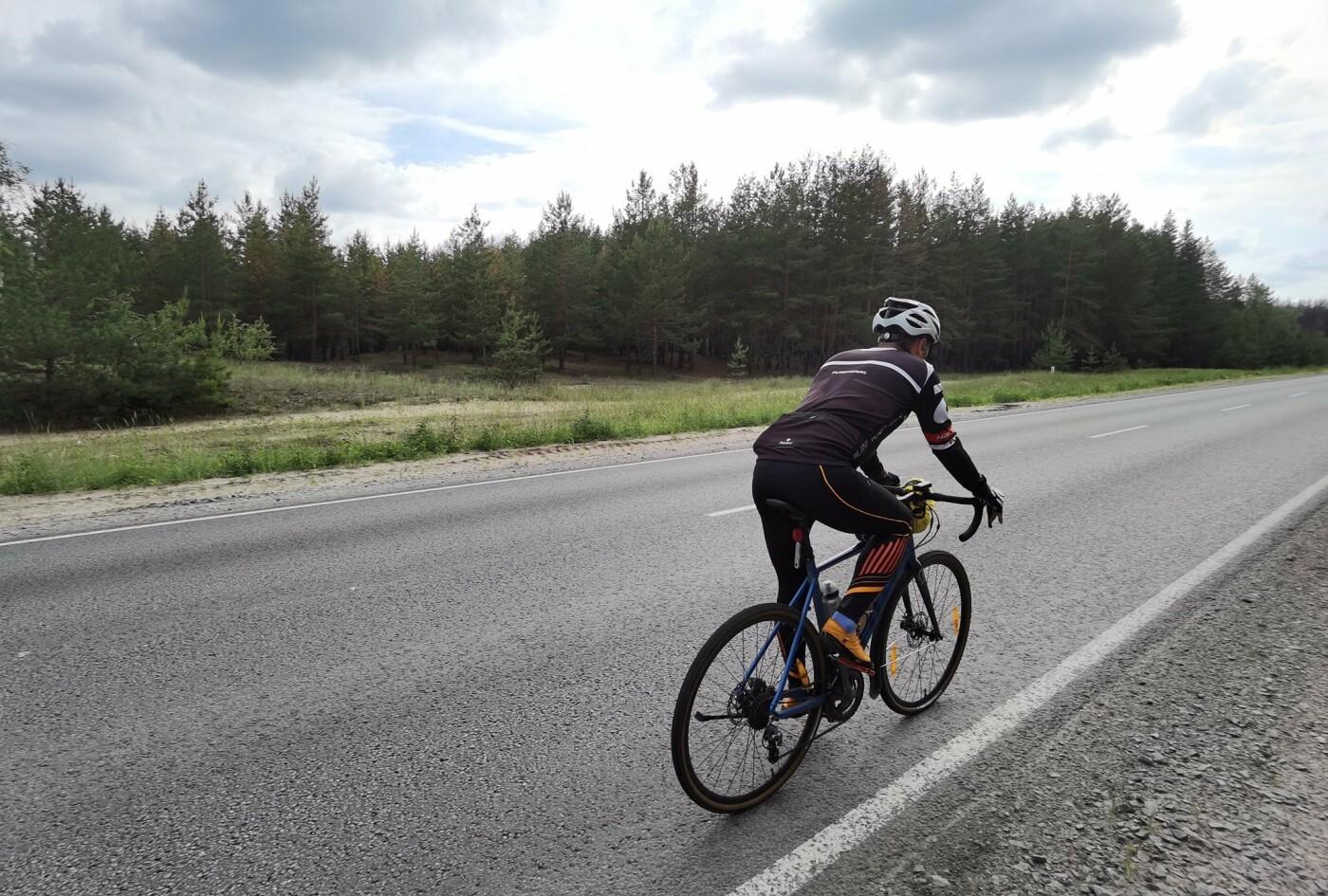 Фронтмен Группы СКАЙ Олег Собчук приедет в Бердянск на велосипеде, фото-1