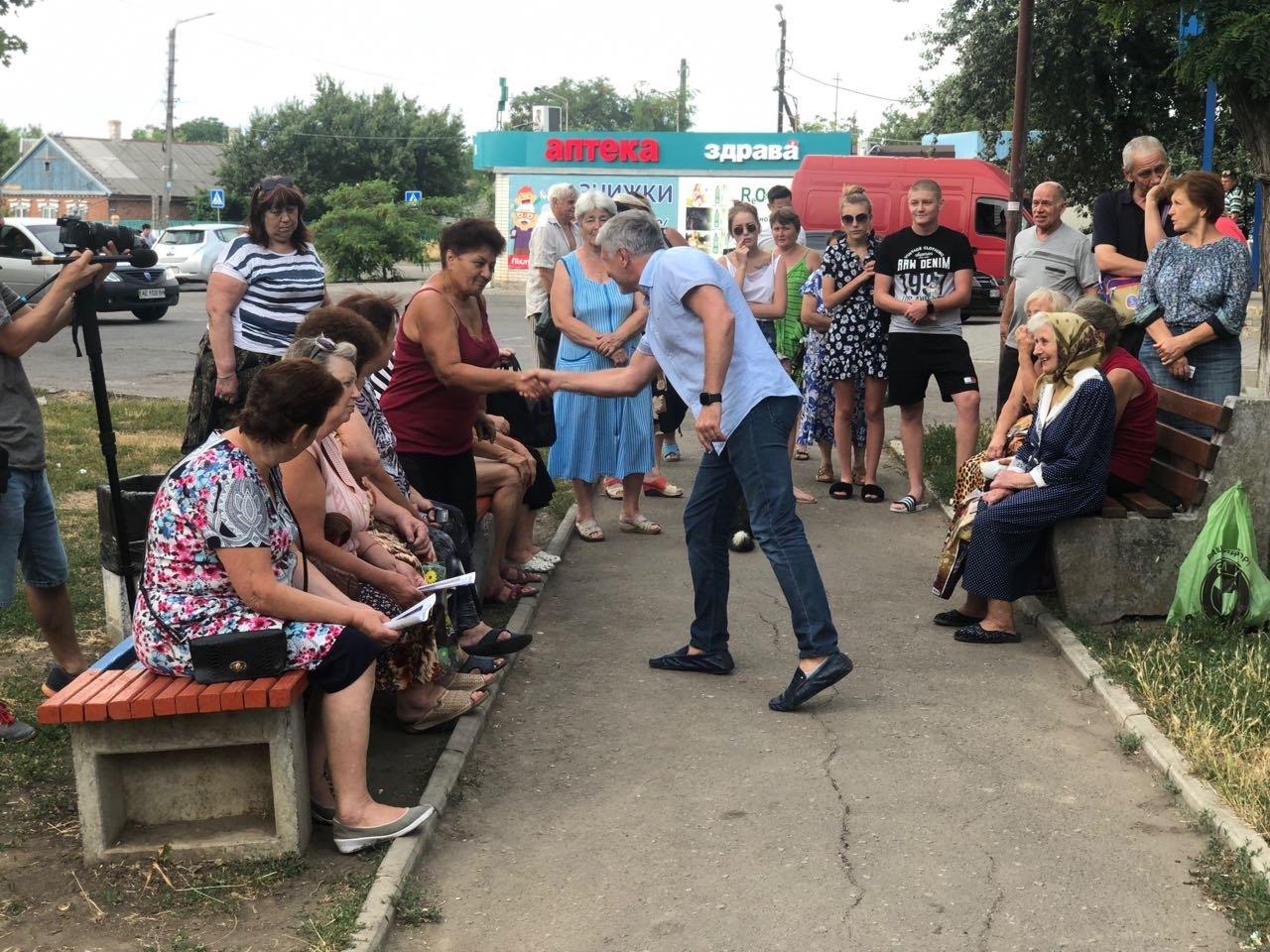 Юрий Щуклин: Бердянск и прилегающие к нему районы готовы к решительным переменам, фото-3