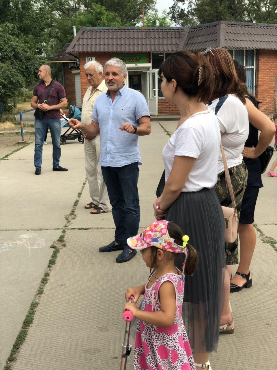 Юрий Щуклин: Бердянск и прилегающие к нему районы готовы к решительным переменам, фото-2